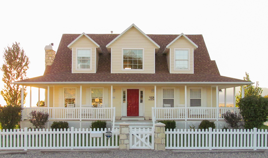 home bed and breakfast in spring city utah central